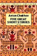 Portada de FIVE GREAT SHORT STORIES