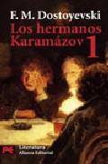 Portada de LOS HERMANOS KARAMAZOV 1