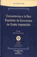 Portada de COMENTARIOS A LA RED ESPAÑOLA DE CONVENIOS DE DOBLE IMPOSICION