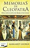 Portada de MEMORIAS DE CLEOPATRA 2: LA SEDUCCION DE MARCO ANTONIO