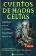 Portada de CUENTOS CELTAS: RELATOS MAGICOS DE HADAS Y DUENDES