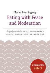 Portada de EATING WITH PEACE AND MODERATION