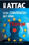 Portada de CETTE 'CONSTITUTION' QUI PIEGE L'EUROPE