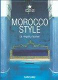 Portada de MOROCCO STYLE (ICONS SERIES)
