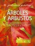 Portada de ARBOLES Y ARBUSTOS