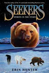 Portada de SEEKERS #6: SPIRITS IN THE STARS