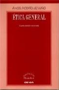 Portada de ETICA GENERAL