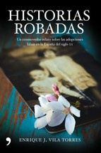 Portada de HISTORIAS ROBADAS