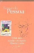 Portada de NOTAS PARA RECORDAR A MI MAESTRO ALBERTO CAEIRO