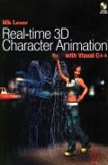Portada de REAL-TIME 3D CHARACTER ANIMATION