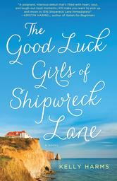 Portada de THE GOOD LUCK GIRLS OF SHIPWRECK LANE