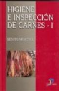 Portada de HIGIENE E INSPECCION DE CARNES - I