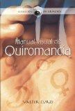 Portada de MANUAL VISUAL DE QUIROMANCIA