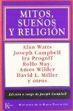 Portada de MITOS, SUEÑOS Y RELIGION