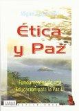 Portada de ETICA Y PAZ: FUNDAMENTOS DE UNA EDUCACION PARA LA PAZ III