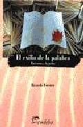 Portada de EL EXILIO DE LA PALABRA