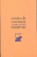 Portada de ESTADOS DE CONCIENCIA: ENSAYOS SOBRE POESIA ESPAÑOLA CONTEMPORANEA