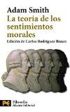 Portada de LA TEORIA DE LOS SENTIMIENTOS MORALES