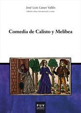 Portada de COMEDIA DE CALISTO Y MELIBEA