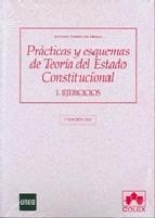 Portada de PRACTICAS Y ESQUEMAS DE TEORIA DEL ESTADO CONSTITUCIONAL