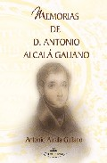 Portada de MEMORIAS DE D. ANTONIO ALCALA GALIANO