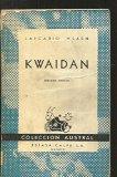 Portada de KWAIDAN