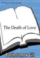 Portada de THE DEATH OF LOVE