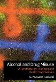 Portada de ALCOHOL AND DRUG MISUSE