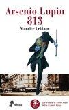 Portada de ARSENIO LUPIN 813 : LADRON DE GUANTE BLANCO V