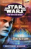 Portada de STAR WARS: THE NEW JEDI ORDER: TRAITOR