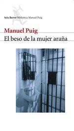 Portada de EL BESO DE LA MUJER ARAÑA