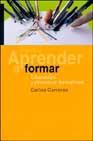 Portada de APRENDER A FORMAR: EDUCACION Y PROCESOS FORMATIVOS