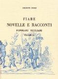 Portada de FIABE, NOVELLE E RACCONTI POPOLARI SICILIANI (RIST. ANAST.): 2