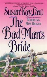 Portada de THE BAD MAN'S BRIDE