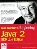 Portada de BEGINNING JAVA 2: SDK 1.4 EDITION (PROGRAMMER TO PROGRAMMER)