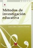 Portada de METODOS DE INVESTIGACION EDUCATIVA