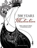 Portada de 500 YEARS OF ILLUSTRATION: FROM ALBRECHT DURER TO ROCKWELL KENT