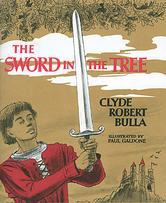 Portada de THE SWORD IN THE TREE