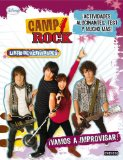 Portada de CAMP ROCK: ¡VAMOS A IMPROVISAR!