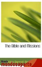 Portada de THE BIBLE AND MISSIONS