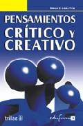 Portada de PENSAMIENTOS CRITICO Y CREATIVO