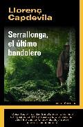 Portada de SERRALLONGA: EL ULTIMO BANDOLERO