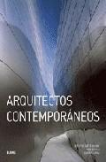 Portada de ARQUITECTOS CONTEMPORANEOS