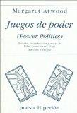 Portada de JUEGOS DE PODER