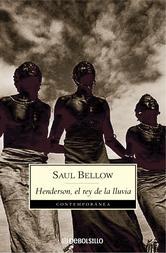 Portada de HENDERSON, EL REY DE LA LLUVIA