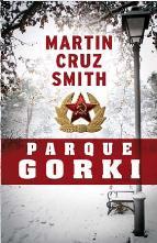 Portada de PARQUE GORKI (EBOOK)