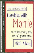 Portada de TUESDAY WITH MORRIE