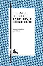 Portada de BARTLEBY, EL ESCRIBIENTE