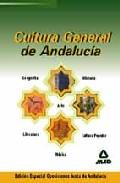 Portada de CULTURA GENERAL DE ANDALUCIA