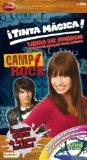 Portada de CAMP ROCK: ¡TINTA MAGICA!